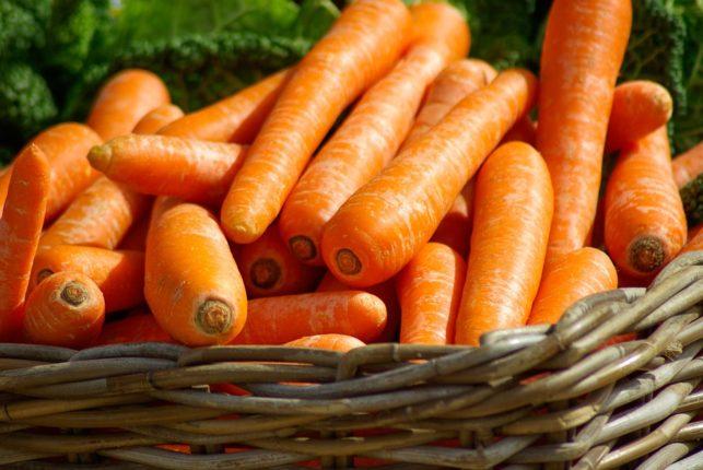 Nespoléhejte se na mrkvovou dietu