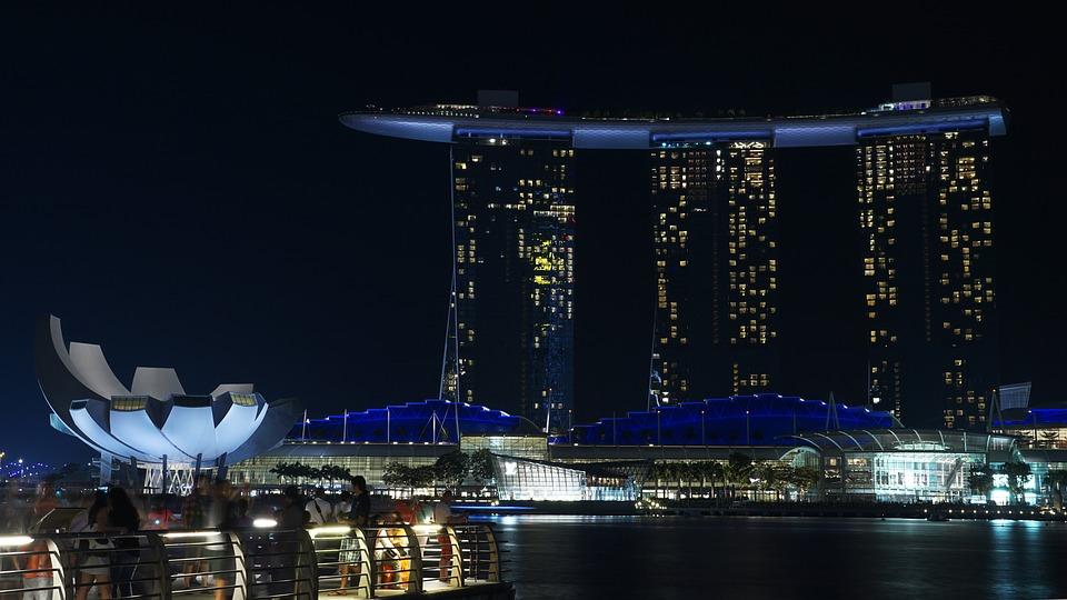 Tresty v Singapuru