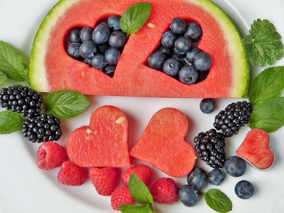 Zdravá svačina je základ dne