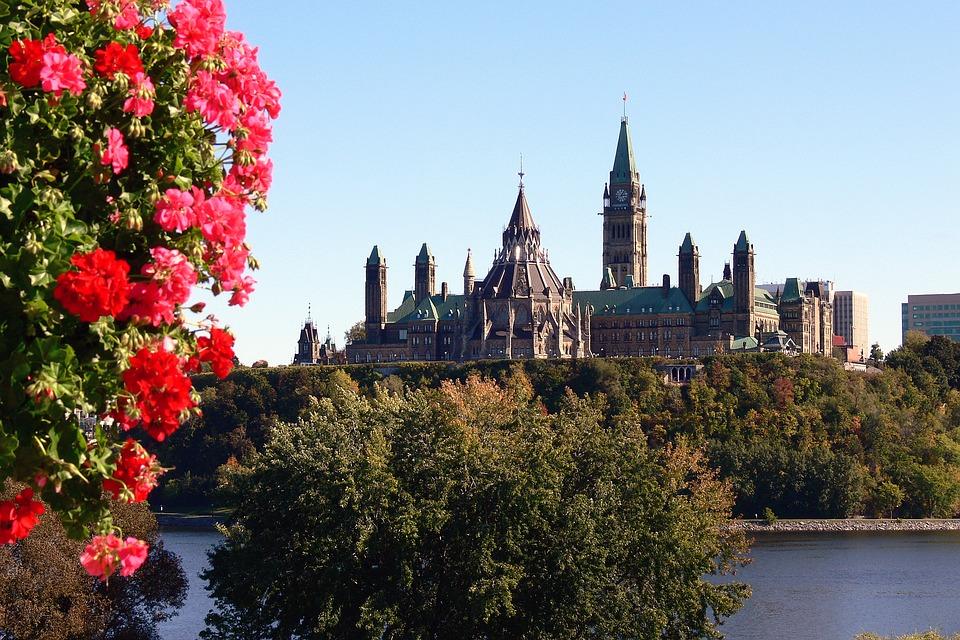 Hlavní město Kanady
